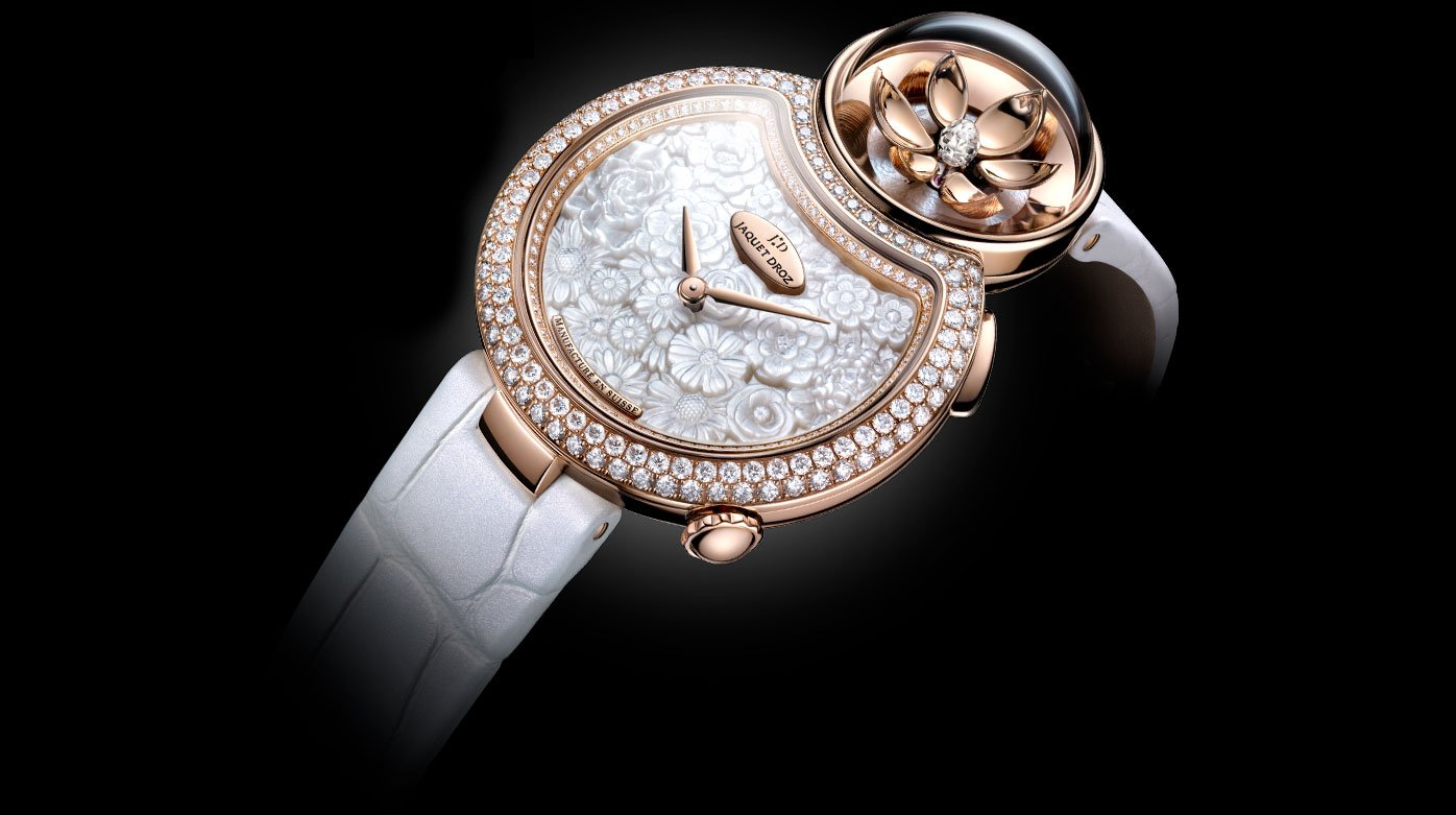 Jaquet Droz - Lady 8 Flower