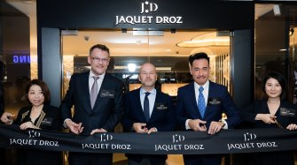 Opening of a new boutique in Honk Kong Industry News