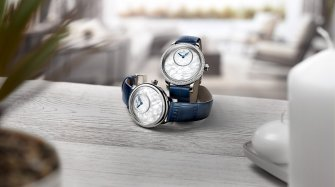 Petite Heure Minute Mother-of-Pearl Watches