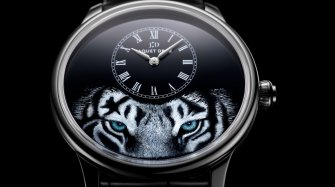 Time of the tiger Trends and style