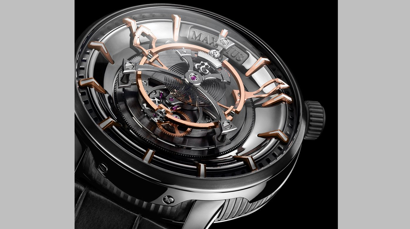 Kerbedanz - The world's largest Tourbillon displays ultra-precision