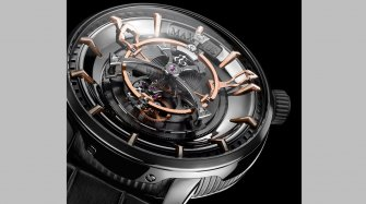 The world's largest Tourbillon displays ultra-precision Trends and style