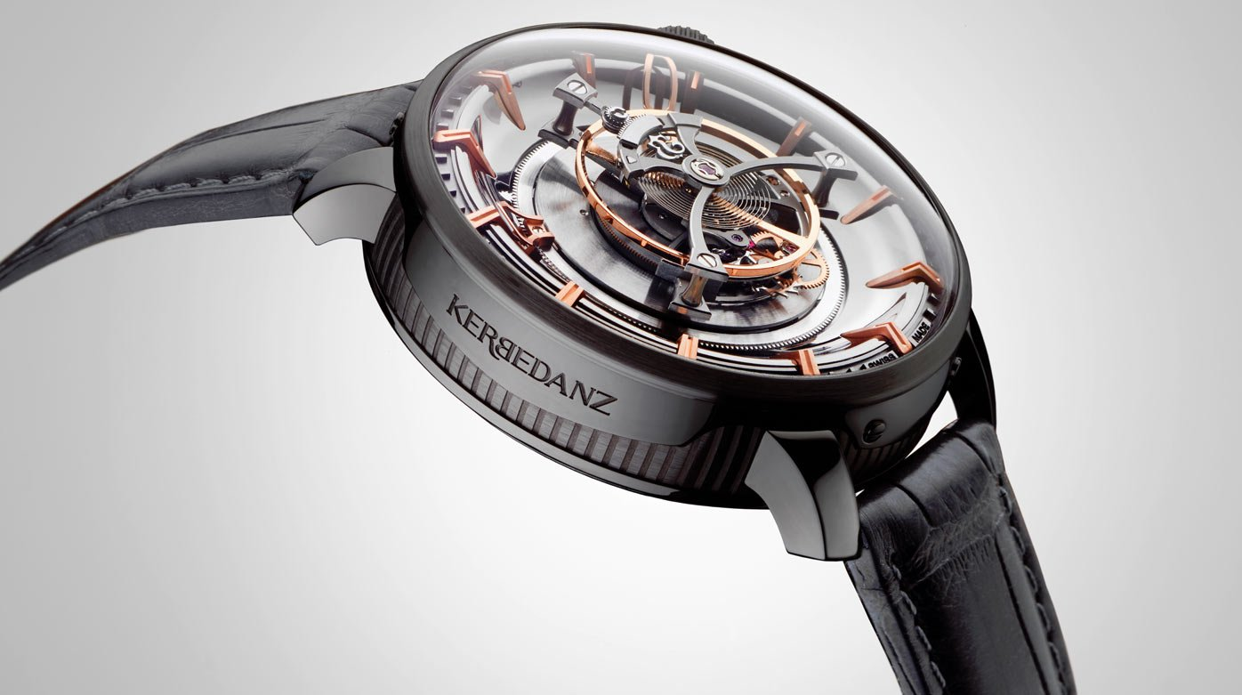 Kerbedanz - Maximus – the world's biggest tourbillon