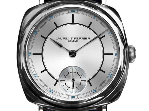 Laurent Ferrier - Galet Square for Only Watch
