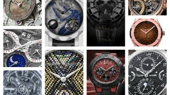 The most... from Baselworld Trends and style