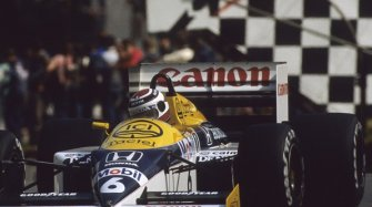 Nelson Piquet Trends and style