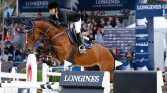 Longines Global Champions Tour à Lausanne