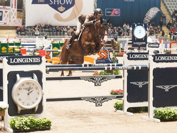 Longines - Longines FEI World Cup™ Jumping Western European League