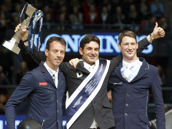 Longines  - Longines FEI World Cup™ Jumping final in Gothenburg