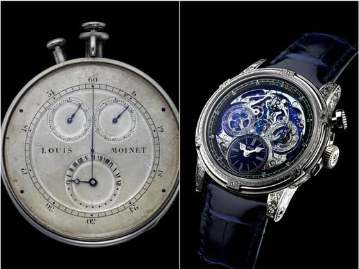 Louis Moinet  - 200 years in 24 hours