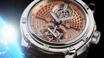 "Video. Memoris - The first ""chronograph-watch"""