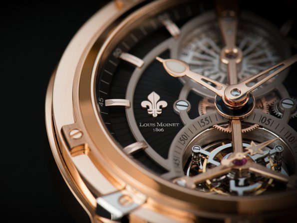 Louis Moinet - Exclusive: Louis Moinet, inventor of the chronograph, has a place in the Guinness Book of World Records