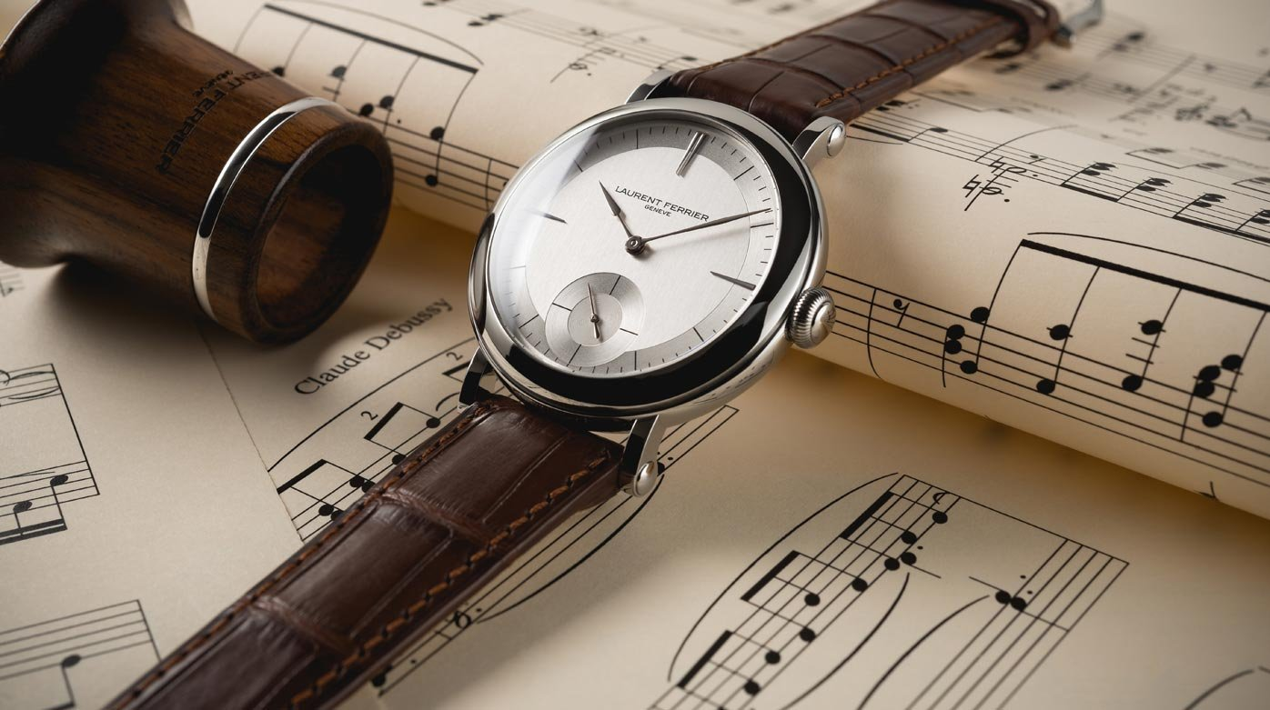 Laurent Ferrier - Laurent Ferrier goes back to school