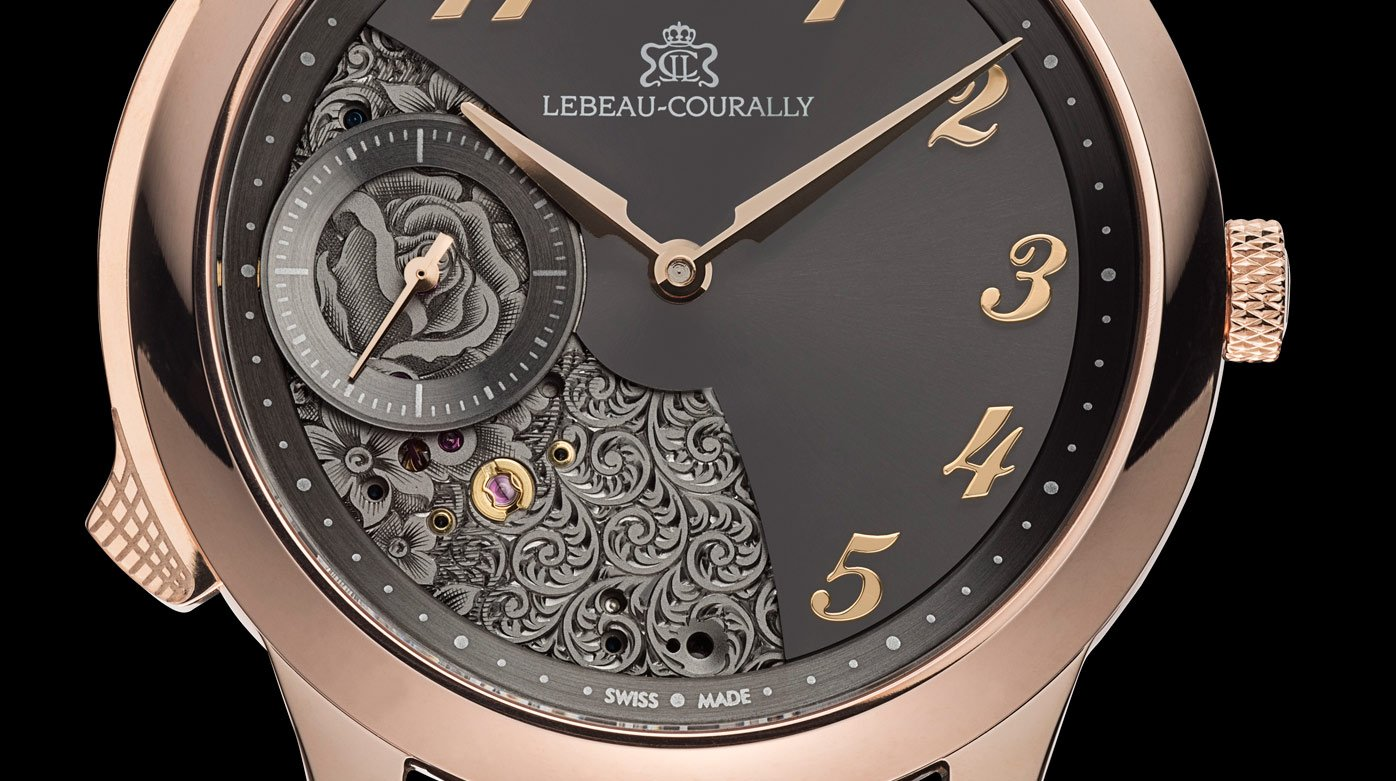 Lebeau-Courally - Five years as a manufacture