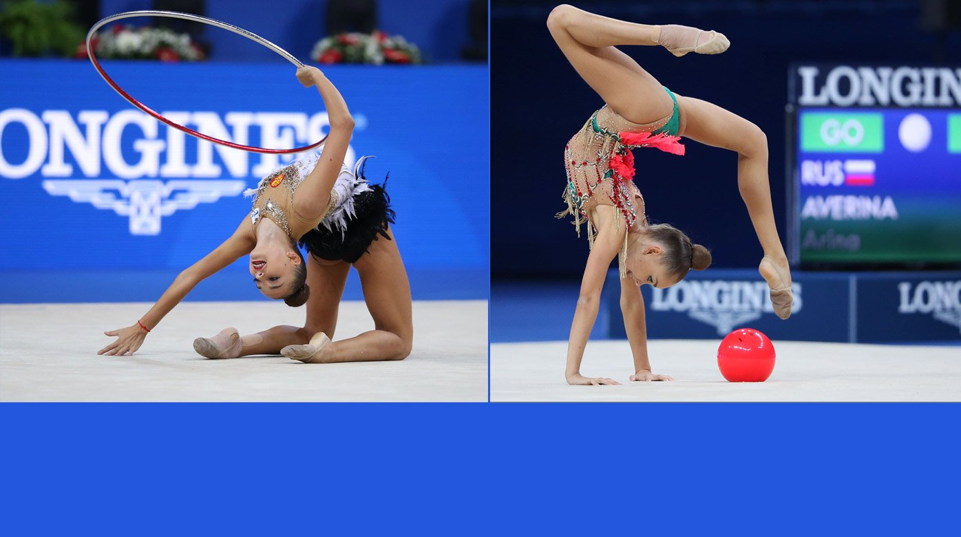 Longines - Arina and Dina Averina Ambassadors of Elegance