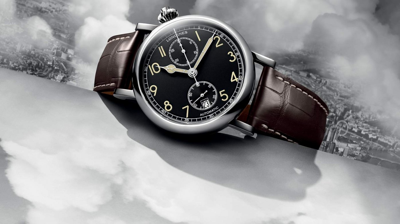 Longines - Longines Avigation Watch Type A-7 1935