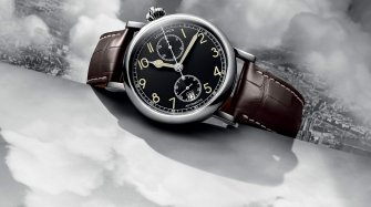 Longines Avigation Watch Type A-7 1935 Trends and style