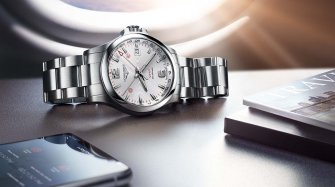 Newsflash from Longines