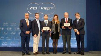 Longines FEI World's Best Jumping Rider et Horse Awards 2017 Sport