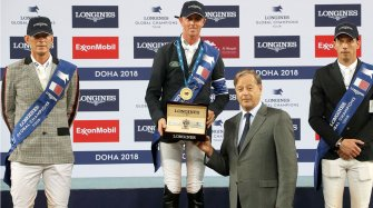 Longines Global Champions Tour of Doha Sport