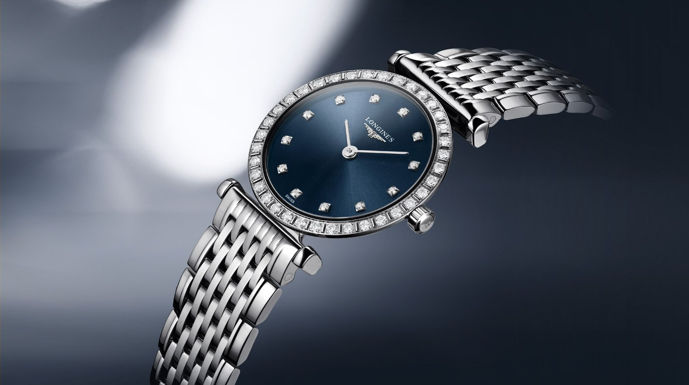 Longines - A new version in blue