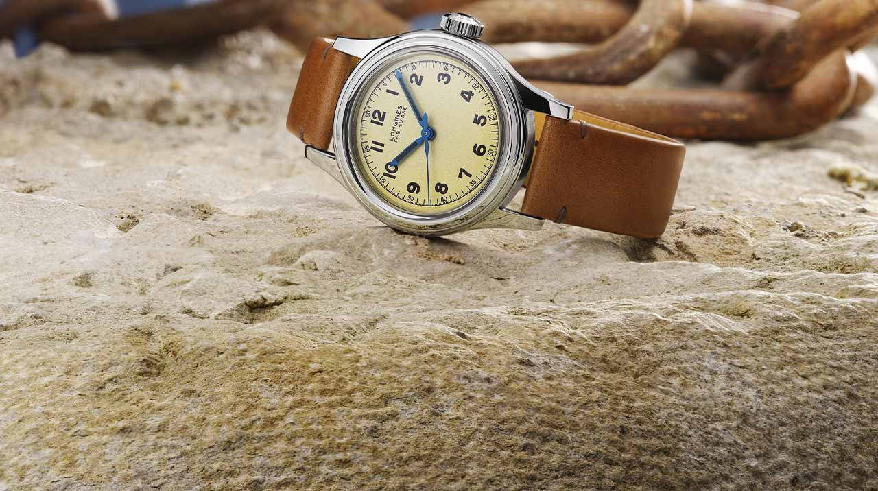 Longines - Heritage Military Marine Nationale