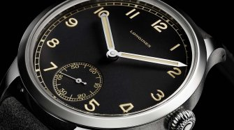 Longines Heritage Military 1938 Trends and style