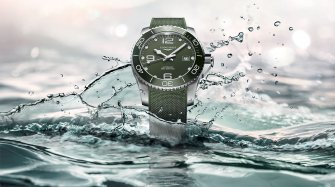 HydroConquest: a new look in green  Trends and style