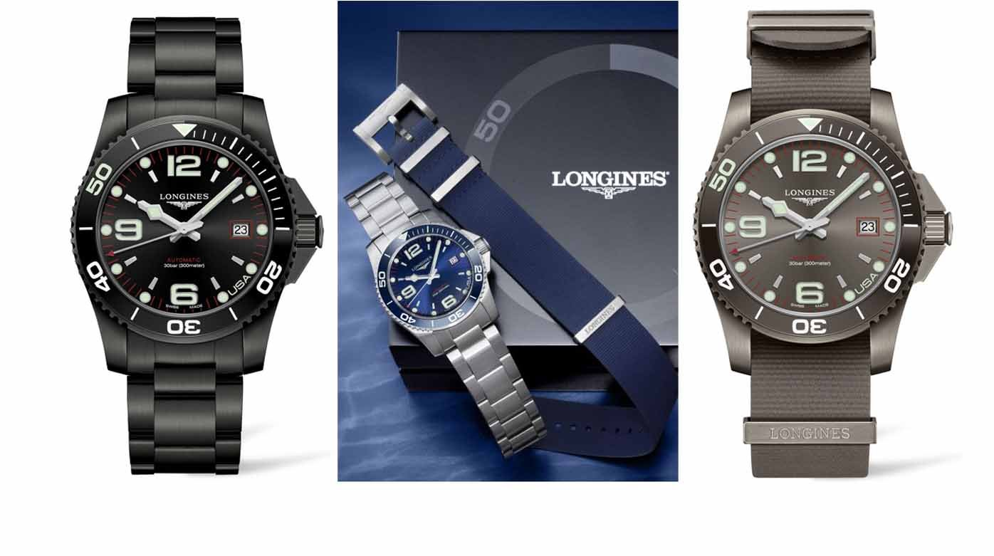 Why not...? - Patriotism and the Longines HydroConquest USA Edition