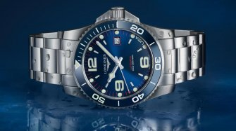 Exclusive HydroConquest collection for the US Watches