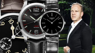 Ten Minutes With Matthias Breschan: Discover The Man Behind Longines