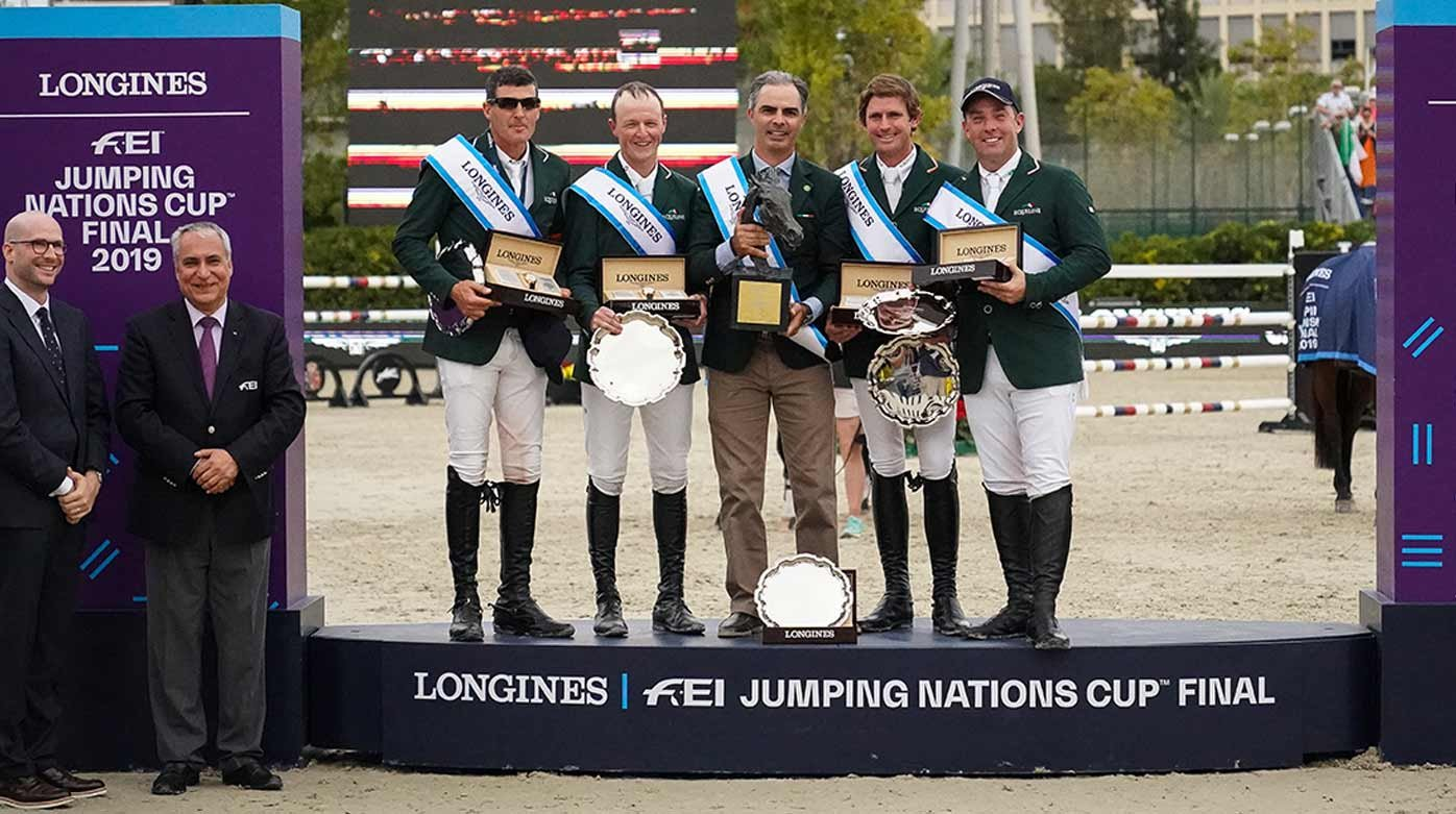 Longines - Longines FEI Jumping Nations CupTM Final