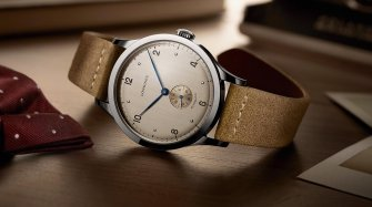 Family and the Longines Heritage 1945 Trends and style