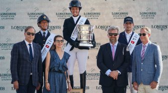 The first Swiss edition of the Longines Masters  Sport