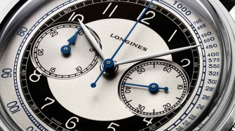 The Longines Heritage Classic – Tuxedo  Trends and style
