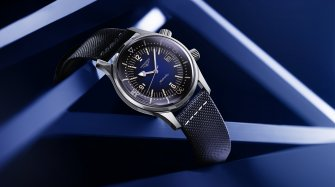The Longines Legend Diver Watch becomes colourful