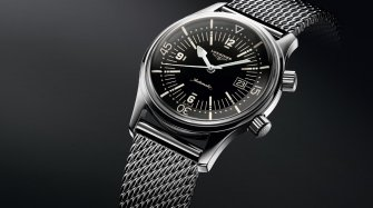 La Longines Legend Diver Watch Style & Tendance