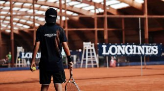 2018 Longines Future Tennis Aces tournament