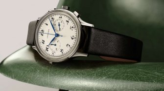 The Longines Heritage Classic Chronograph 1946  Trends and style