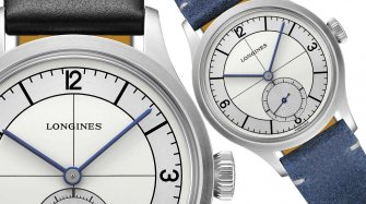 Longines Heritage Classic: Immersion in the 1930s Trends and style