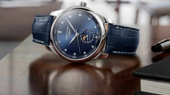 The Longines Master Collection Phases de Lune Style & Tendance