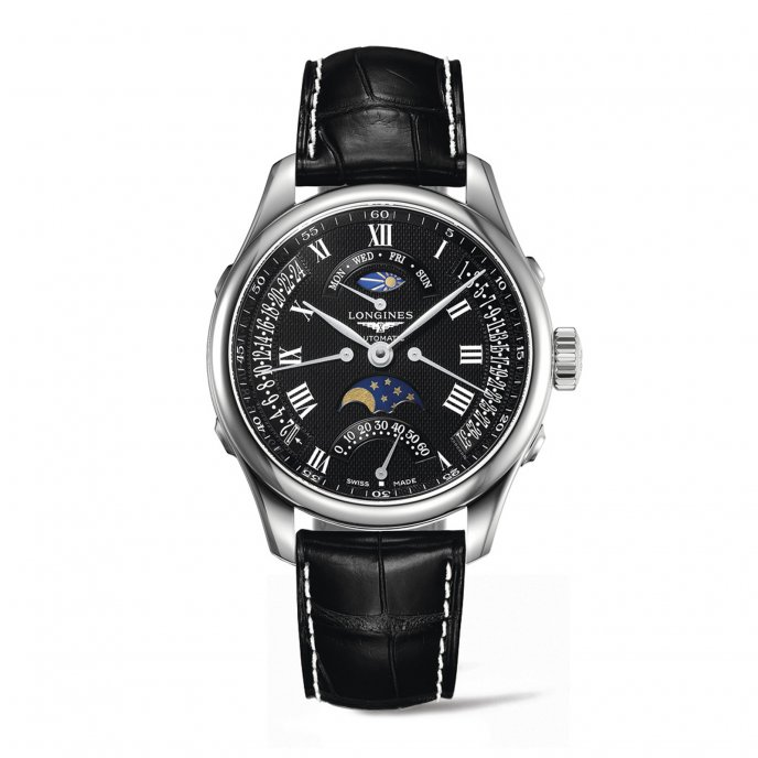 Longines - The Longines Master Collection Retrograde Moon Phases