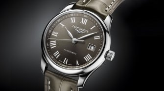The Longines Master Collection Trends and style