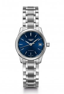 The Longines Master Collection Bleu Soleillé