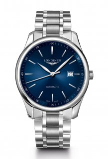 The Longines Master Collection Sunray Blue