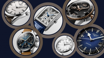 All the new Longines Timepieces for 2021