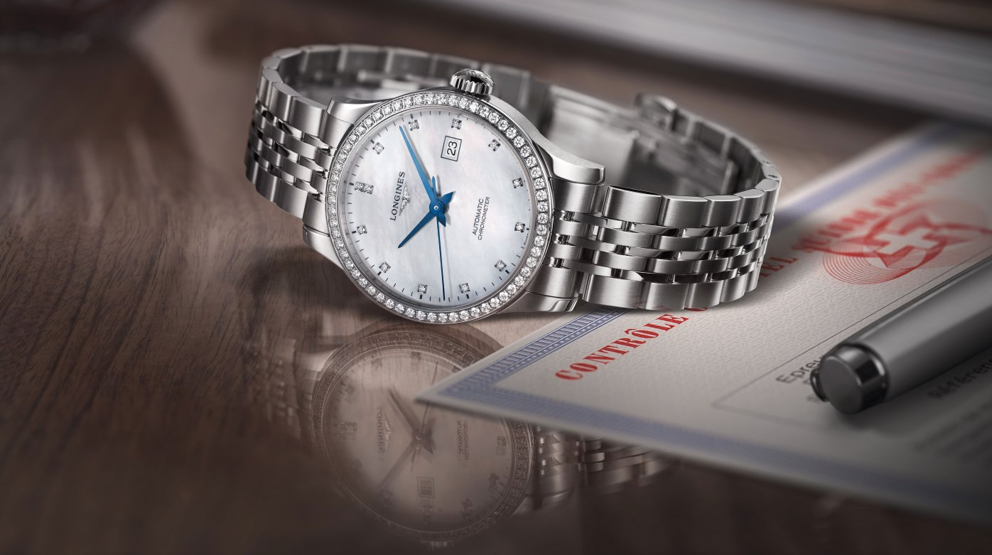 Longines - Record collection