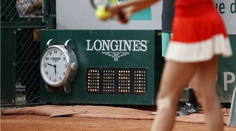 The final tournament supported by Longines Sport