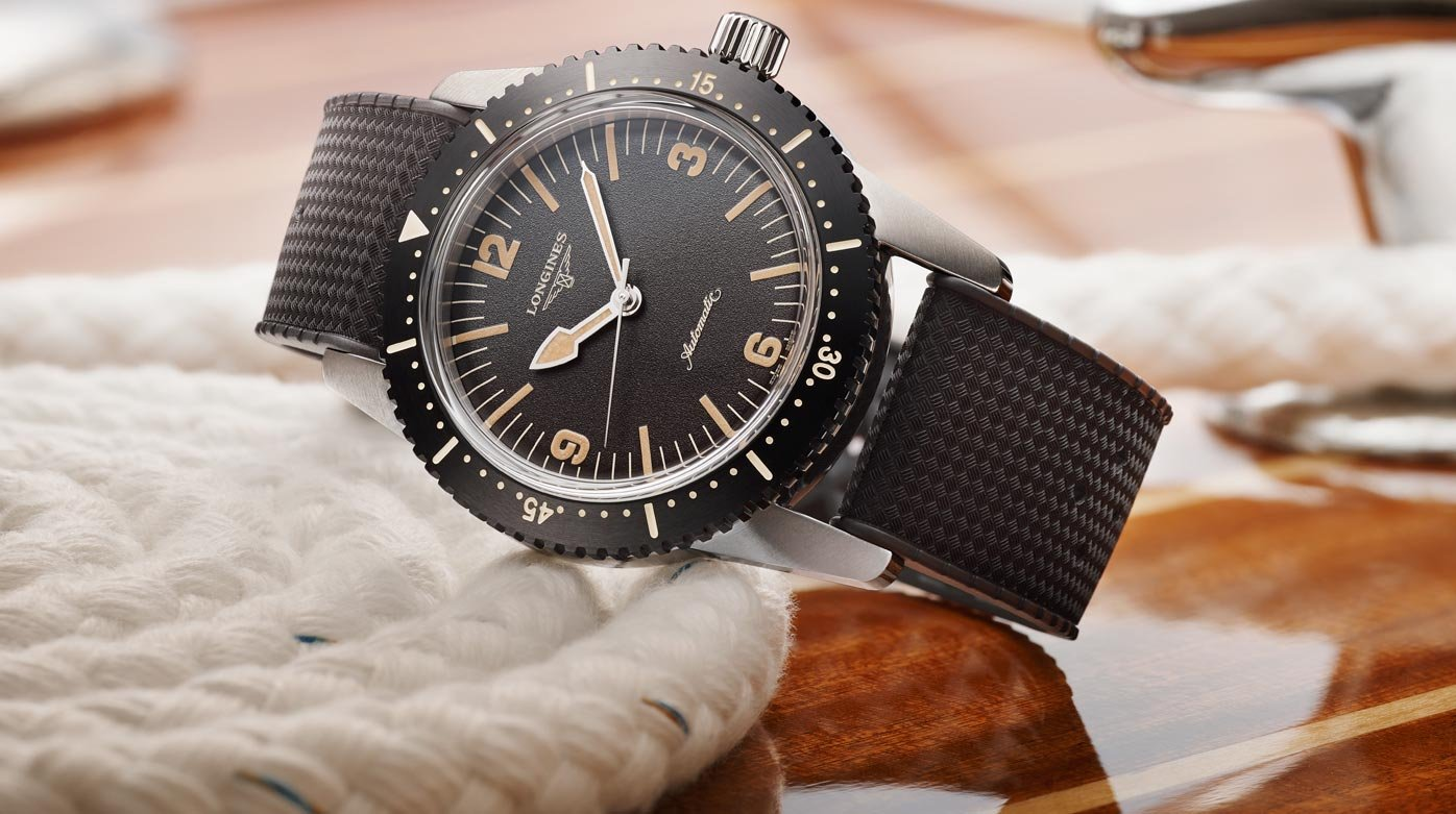 Longines - Skin Diver Watch