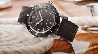 Skin Diver Watch Trends and style